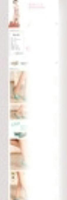 淘宝新品女鞋详情页模板图片