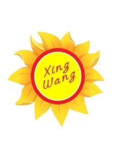 太阳花标志图片