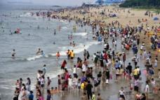 大海浴场图片