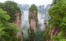 山峰 白图片