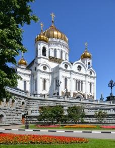 俄罗斯 教堂图片