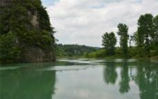 茶山美景图片