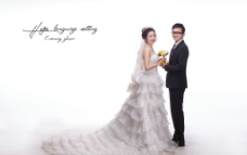 婚纱照图片