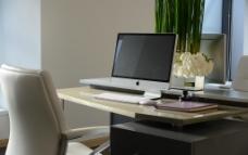 办公室 植物 商务 办公桌图片