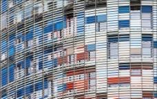 西班牙建筑高清近图图片