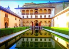 西班牙建筑欣赏图片
