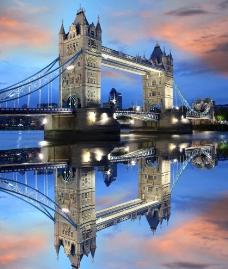 高清伦敦塔桥图片