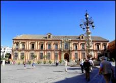 西班牙古典建筑图片