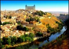 西班牙岛屿图片
