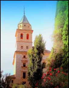美丽的西班牙风景图片