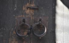 古老门环图片