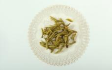 龙井茶 越乡龙井 绿茶 茶梗图片