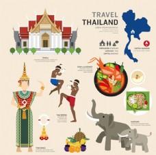 泰国文化元素