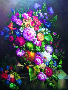 静物花朵图片