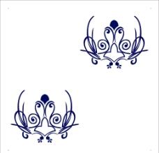 欧式花   背景花纹图片