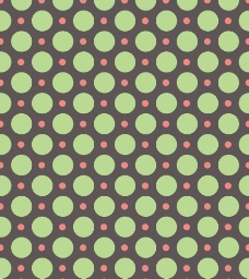原点几何背景绿色撞色图片