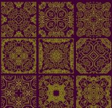 抽象背景花纹图片
