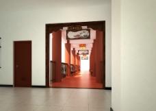 校园文化连廊图片