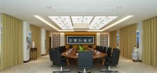 学校会议室图片