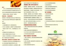 农村信用联社农户+公司贷款三折图片