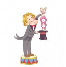 魔术师图片