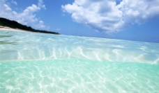海洋自然桌面壁纸高清图片