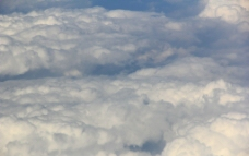 飞机上拍云图片