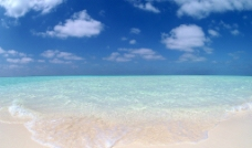 海洋纯净桌面壁纸高清图片
