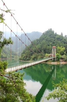 小南海的桥图片