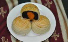 潮式迷你月饼图片