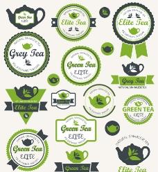 茶葉標簽圖片