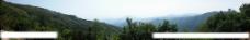山区全景风景图图片
