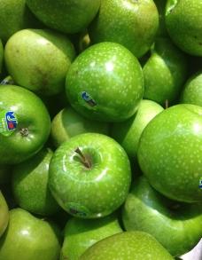 带标签青苹果图片
