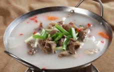 锅仔羊肉图片