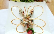 蝴蝶卷图片