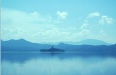 泸沽湖情人岛