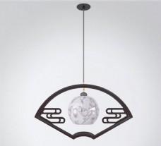 古典吊灯模型