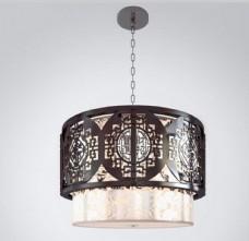 古典圆形灯
