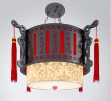 古典圆形吊灯