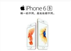 玫瑰金苹果6S  iPhone