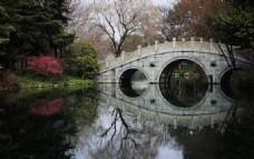 江南园林拱桥