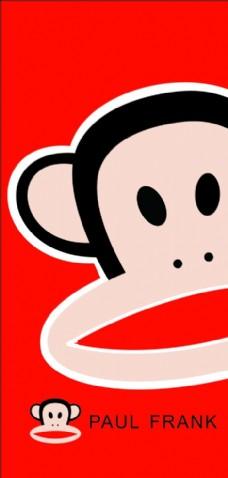 卡通猴子 MOKEY大嘴猴猩猩