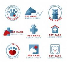 宠物医院logo设计