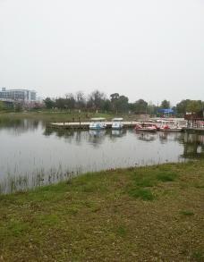 无锡尚贤河湿地公园图片