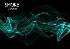20種新型煙霧效果香煙煙氣PS筆刷下載