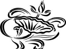 两宋时代 版画 装饰画 矢量 AI格式0270