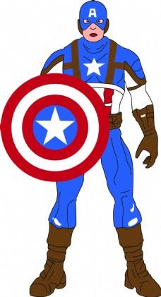 Captain America 美国队长