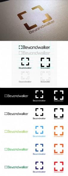 beyondwalker Logo 設計