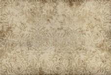 褐色花纹背景图片1