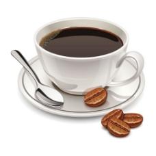 咖啡杯设计模板